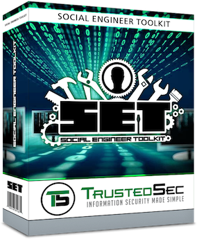 The Social-Engineer Toolkit (SET) - TrustedSec