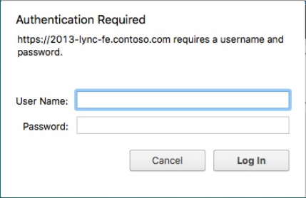 Attacking Self-Hosted Skype for Business/Microsoft Lync