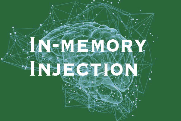 In-Memory Injection graphic