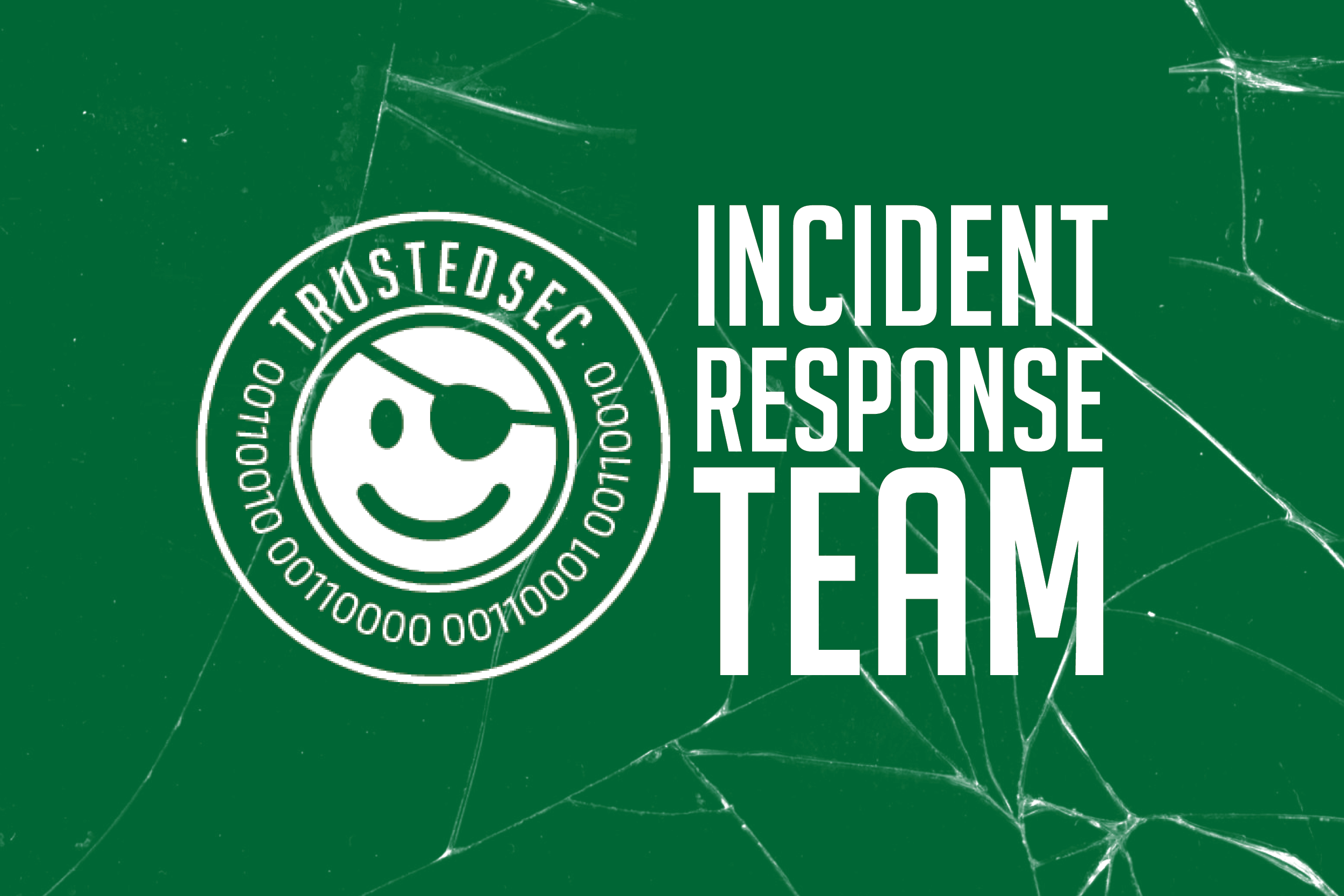TrustedSec Incident Response Team graphic