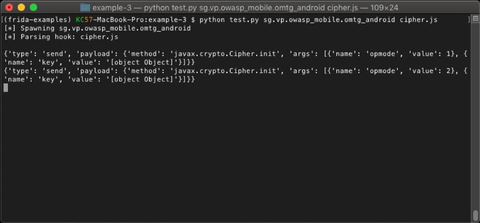 Mobile Hacking: Using Frida to Monitor Encryption - TrustedSec