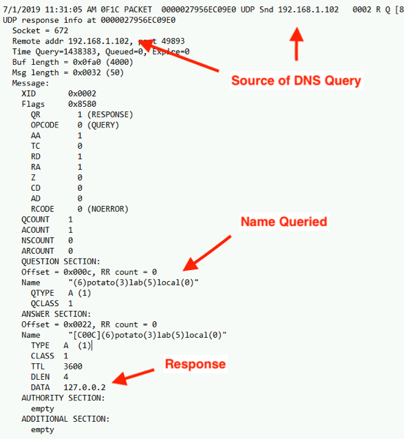 Tracing DNS Queries on Your Windows DNS Server - TrustedSec