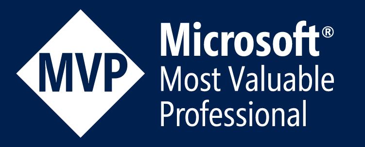 Microsoft MVP badge